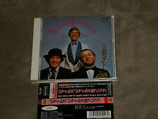 The Cheerful Insanity of Giles, Giles & Fripp Japan CD Nicky Hopkins