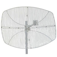 2.4GHz 27dBi DIRECTIONAL PARABOLIC GRID ANTENNA N STYLE (Only 1 unit)