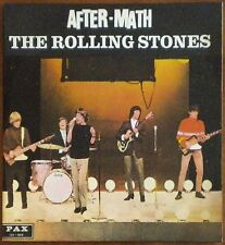 ROLLING STONES AFTERMATH 1st ORIGINAL ISRAELI ISRAEL PAX LP DIFF LIVE COVER