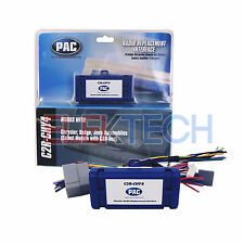 PAC C2R-CHY4 Radio Replacement Interface Wire Harness Adapter for Jeep Vehicles