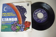 "MICHELE LACERENZA ""T.TANGO - 45gg PHILIPS it 1978"" SIGLA TV-PERFETTO"