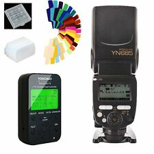 YONGNUO TTL YN685 Flash Speedlite + YN622N-TX Flash controller for Nikon