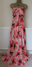 MONSOON Lettie Maxi Dress BNWT SIZE 14 WEDDING RACES BALL PARTY