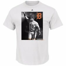 MLB Current Team Player Name & Number Jersey T-Shirt Collection MAJESTIC - Men's