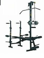 Home gym set best quality 20 in 1 bench  2*2 pipe size use for multi exercise