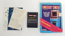 Working Intellivision Donkey Kong R6836