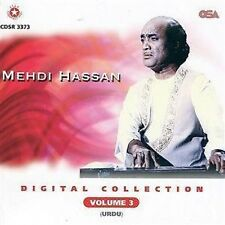 DIGITAL COLLECTION  MEHDI HASSAN - NEW ORIGINAL SOUNDTRACK VOL 3 - FREE UK POST