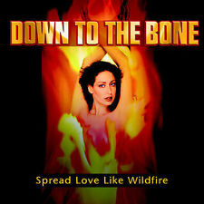 Spread Love Like Wildfire by Down to the Bone (CD, Jun-2005, Narada)