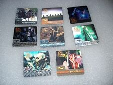 LORD of the RINGS The Fellowship of the Ring  Lenticular Set P1-6 & ci1+2