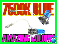 H3 7500K Xenon Fog Light/Lamp Bulbs Replacement Fiat Seicento 98-03 Tempra -97