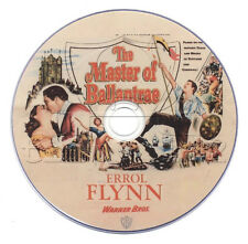 The Master of Ballantrae (1953) Action, Adventure, History Movie on DVD