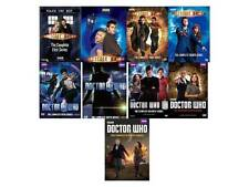 DOCTOR WHO All 1-9 Complete Series DVD Set Season Collection TV Show Episode Lot