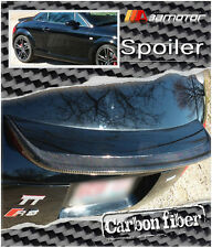 R-Style Sport Rear Wing Carbon Fiber Trunk Spoiler for Audi 00-06 TT 8N 1.8T MK1