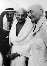 Photo. ca 1935. Mahatma Gandhi