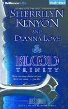 The Belador Code: Blood Trinity 1 by Sherrilyn Kenyon and Dianna Love (2015,...