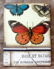 Sid Dickens - Memory Block (Retired) T139 Butterfly (New)