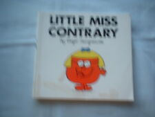 Roger Hargreaves - L29 - Little Miss Contrary