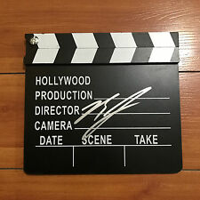 MOONLIGHT DIRECTOR BERRY JENKINS SIGNED DIRECTOR'S CLAPBOARD SLATE CLAPPER