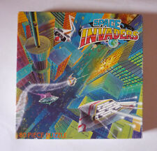 HESTAIR SPACE INVADERS JIGSAW PUZZLE - 80 LARGE PIECES - COMPLETE - GOOD COND.