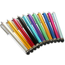 10x Pop Universal Metal Touch Screen Pen Stylus For iPhone iPad Tablet Phone