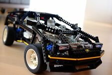 Mint condition, 100% complete, Lego Technic Car 8880