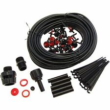 23M MICRO IRRIGATION WATERING SYSTEM HANGING BASKET GREENHOUSE HYDROPONICS  MIS1