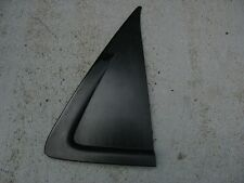 2002-07 Buick Rendezvous Right Rear Door Window Corner Trim Panel Filler Panel