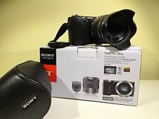 Sony Alpha NEX-5N 16.1MP Digital Camera - Black (Kit w/ 18-55mm Lens)