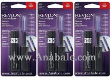 (Lot of 3) Revlon CustomEyes Mascara, 003 Blackened Brown Sold By Anabale.com