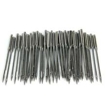 50Pcs Home Sewing Machine Thread Needle Kit Craft Size 11 12 14 16 18 For Singer