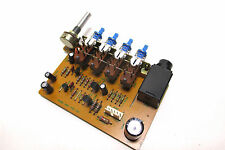 22-4 TASCAM Phones Amplifier board card PCB-104 teac Phon Ampl