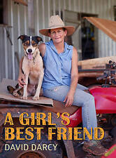 A Girl's Best Friend by David Darcy (Hardback) Photographic, Dogs - NEW