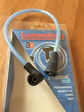 18BC8 Lumenition Silicone Blue Ignition Coil Leads 18""