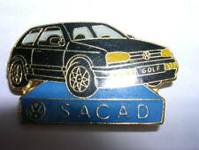 PIN'S  VOITURES  / GOLF VW