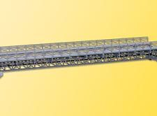 Kibri 39707 Fachwerk-Stahlbrücke, eingleisig, Bausatz, H0