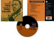 "TERRY CALLIER ""The New Folk Sound Of"" (CD) 2003"