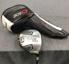 TITLEIST 909D3 8.5 Driver Aldila VooDoo S-Flex Shaft (used) Free Shipping