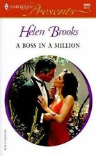 Harlequin Presents: A Boss in a Million by Helen Brooks (2000, Paperback)