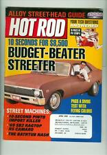 1999 Hot Rod Magazine: Pass a smog test with flying colors/Budget-beater street