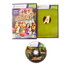 Kinect Adventures For Microsoft Xbox 360. Complete. PAL