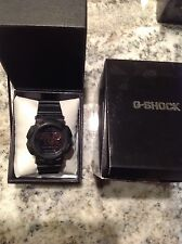 Casio G Shock Gulfman Men In Matte Black Rare Limited