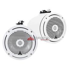 "JL AUDIO MX770-ETXv3-CG-WH 7.7"" 2-Way MX-Series Speakers w/White Classic Grilles"