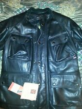 Giacca Moto Pelle Belstaff Panther