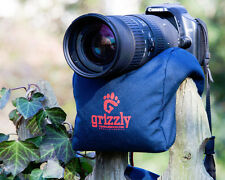 Grizzly Bean Bag (Med-Blue), Camera, Video, Photography, DSLR Bean Bag Support