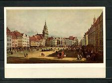 Altmarkt zu Dresden von Canaletto, B. Beletto  (K19)