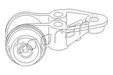 TOPRAN 109872 Rear Axle Bush VW Passat Audi A6 LH REAR