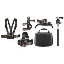 Vivitar BLTCHM1 Clip Head Mount Kit for Action Camera