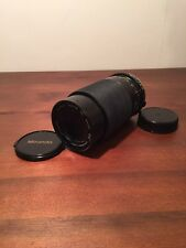 Miranda 70-120mm 1:4.5-5.6 MC MACRO Olympus OM fit great condition