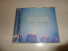 Cd   The Killers  ‎– Hot Fuss