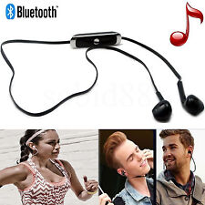 Sports Stereo A2dp Bluetooth Headset Earphone For BlackBerry Alcatel iPhone LG